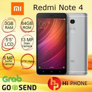 Xiaomi Redmi Note 4g Ram 2gb Rom 8gb Tokopedia