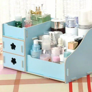 Az Rak Kosmetik Organizer Desktop Storage Camelia Tokopedia