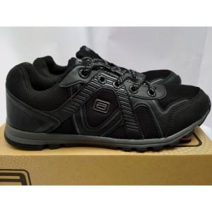 Sepatu Anak Laki Laki Ando Plano Black White Tokopedia