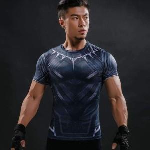 Kaos Manset Baselayer Gym Under Armour X Men New Tokopedia