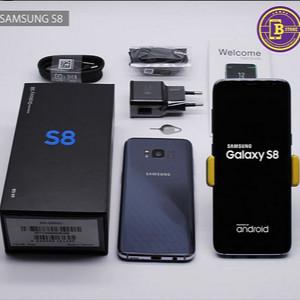 Samsung S8 Duos Ram 4gb Rom 64gb Bekas Tokopedia