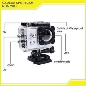 Kamera Sport Action Cam Gopro Kogan 12 Mp Tokopedia