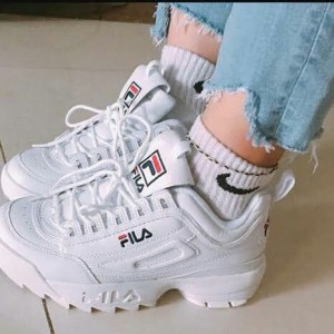 Sepatu Fila Disruptor Ll Premium Tokopedia