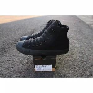 Sepatu Converse Full Black Tokopedia