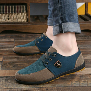 Sepatu Casual Pria Sps280 Tokopedia