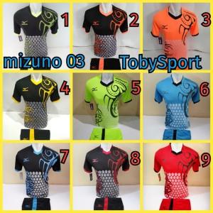 Baju Setelan Futsal Baju Volly Spc4 Tokopedia