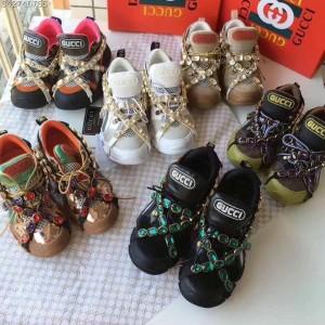 Jual Sneaker branded terbaru gucci keds wanita cewek kw mirror vip quality 40600dda64