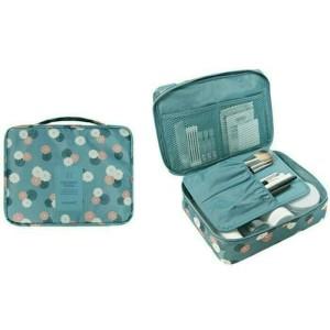 Super Sale Tas Kosmetik Multifungsi Traveling Lipat Portable Ts13 Tokopedia