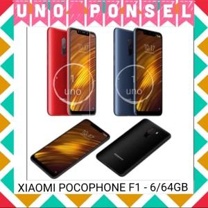 Xiaomi Pocophone F1 Ram 6 Gb Rom 64 Gb Internal Garansi Resmi Tam 1 Tahun Hp Xiao Mi Poco Phone F 1 Tokopedia