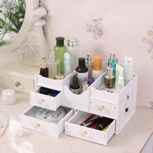 Ds007 Decorative Storage Cosmetic Rak Vintage Kosmetik Domestic Tokopedia