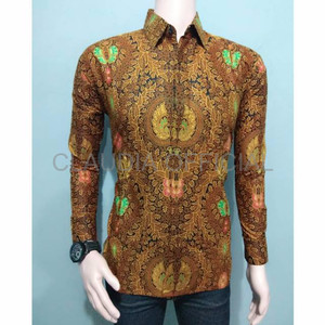 Kemeja Batik Batik Pria Executive Baju Batik Pria Tokopedia