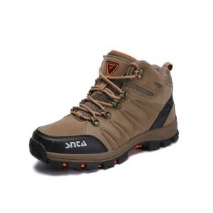 Sepatu Gunung Hiking Sepatu Olahraga Snta 481 Tokopedia