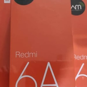 New Xiaomi Redmi 6a 2gb 16gb Gold Rom Global Official Garansi Distributor Tokopedia