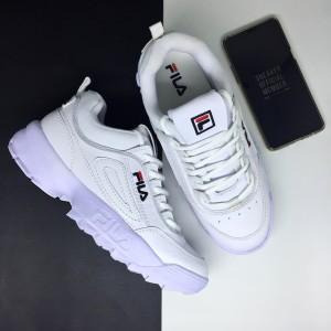 Sepatu Fila Disruptor 2 Import Tokopedia