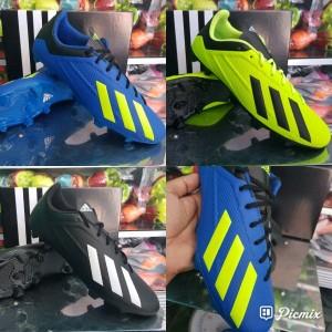 Sepatu Bola Adidas New X18 Tipe Sol F5 Tokopedia