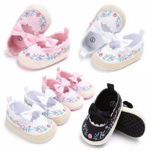 Prewalker Shoes Sepatu Bayi Perempuan Sepatu Anak Perempuan Sepatu Balita Sepatu Prewalker Hf 102 Tokopedia