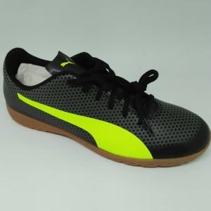 Jual Sepatu futsal   putsal footsal puma original Spirit IT black stabilo a1193accfa