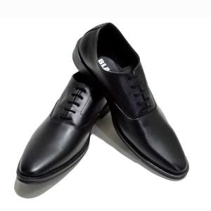 Sepatu Kerja Kantor Formal Pria Pantofel Kulit Lark Sepatu Pdh Pdl Tni Polri Tentara Satpam Murah Promo Bukalapak Tokopedia