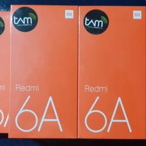 Xiaomi Redmi 6a Ram 2gb Internal 16gb Tokopedia