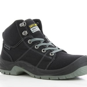 New Sepatu Safety Jogger Desert 117 Black S1p Safetyjogger Shoes Tokopedia
