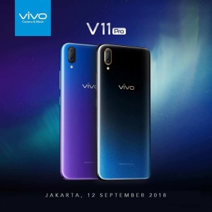 Vivo V11 Pro Ram 6gb Internal 64gb Garansi Resmi Tokopedia