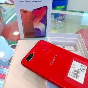 Oppo A3s Solar Red Ram 3gb Internal 32gb Tokopedia