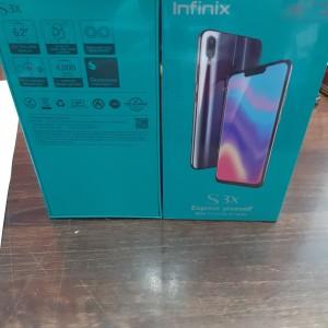 Infinix Hot S3x X622 Garansi Resmi Tokopedia