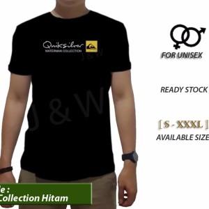 Baju Kaos Quicksilver W Baju Promo Jeryhansen Tokopedia