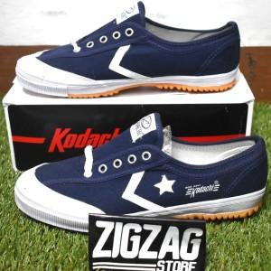 Sepatu Capung Kodachi 8119 Navy Tokopedia