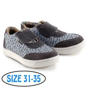 Sepatu Anak Laki Original Abu Tokopedia