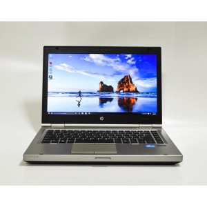 Hp Elitebook 8470p I5 4gb 320 14 Win7 Bekas Tokopedia