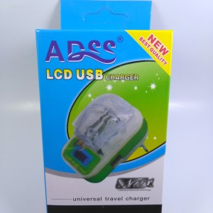 Dekstop Charger Hp Usb Lcd Tokopedia