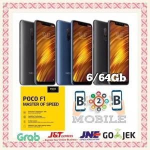Xiaomi Pocophone F1 Ram 6gb Internal 128gb Tam Tokopedia