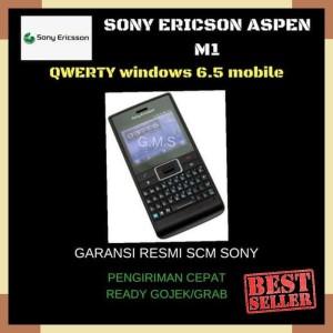 Sony Ericson Aspen M1 Garansi Resmi Tokopedia