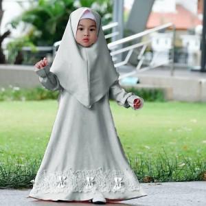 Baju Gamis Salma Syari Murah Bandung Tokopedia