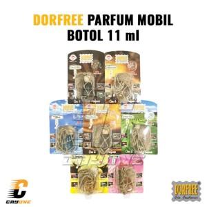 DORFREE Botol Parfum Pengharum Pewangi Mobil dan Rumah 11 ml