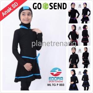Baju Renang Wanita Muslim Muslimah Dewasa Aghnisan Tokopedia