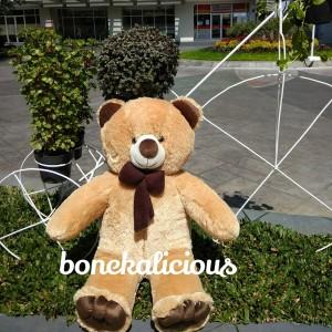 Boneka Beruang Teddy Bear Cream Besar 1 Meter - harga terbaru Produk ... b1515b4648