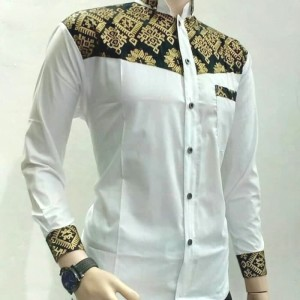 Baju Koko Batik Pekalongan Tokopedia
