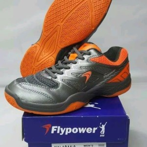 Sepatu Bulutangkis Flypower Kalasan 2 Original Tokopedia