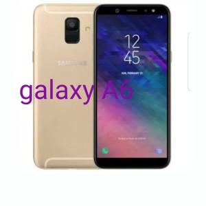 Samsung Galaxy A6 Ram 3gb Rom 32gb Garansi 1 Tahun Resmi Samsung Sein Indonesia Tokopedia
