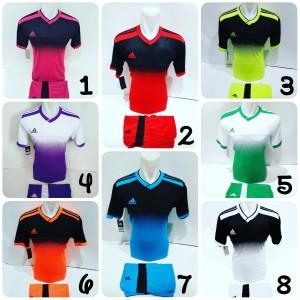 New Arrivalbaju Volly Jersey Olahraga Futsal Kaos Bola Setelan ... 1d8b08a0d3