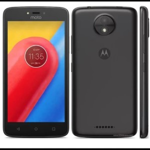 Motorola Moto C 4g Black Tokopedia