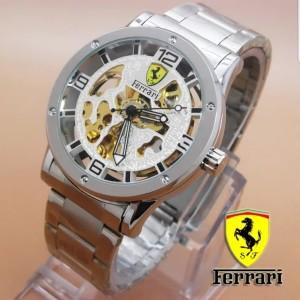 Jam Tangan Pria Automatic Ferrari Tokopedia