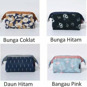 Sale Tas Kosmetik Makeup Bag Organizer Aksesoris Handphone Tablet Tokopedia