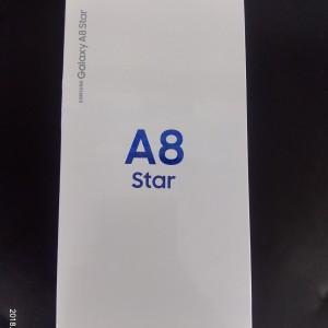 Samsung A8 2018 Black Sein Tokopedia