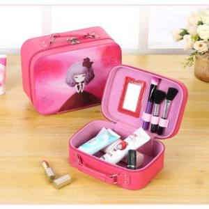 Terlaris Panache Princess Cosmetic Box Kotak Kosmetik Makeup Bag Tas Kosmetik Tokopedia