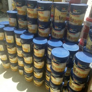 Cat Tembok Dulux Catylac Interior 5 Kg Harga Promo Stok Terbatas Tokopedia