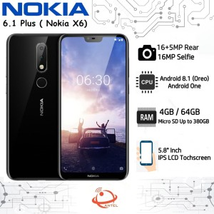 Nokia X6 4gb 64gb Tokopedia