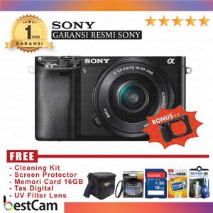Sony A6000 Kit 16 50 Oss Promo Obral Tokopedia